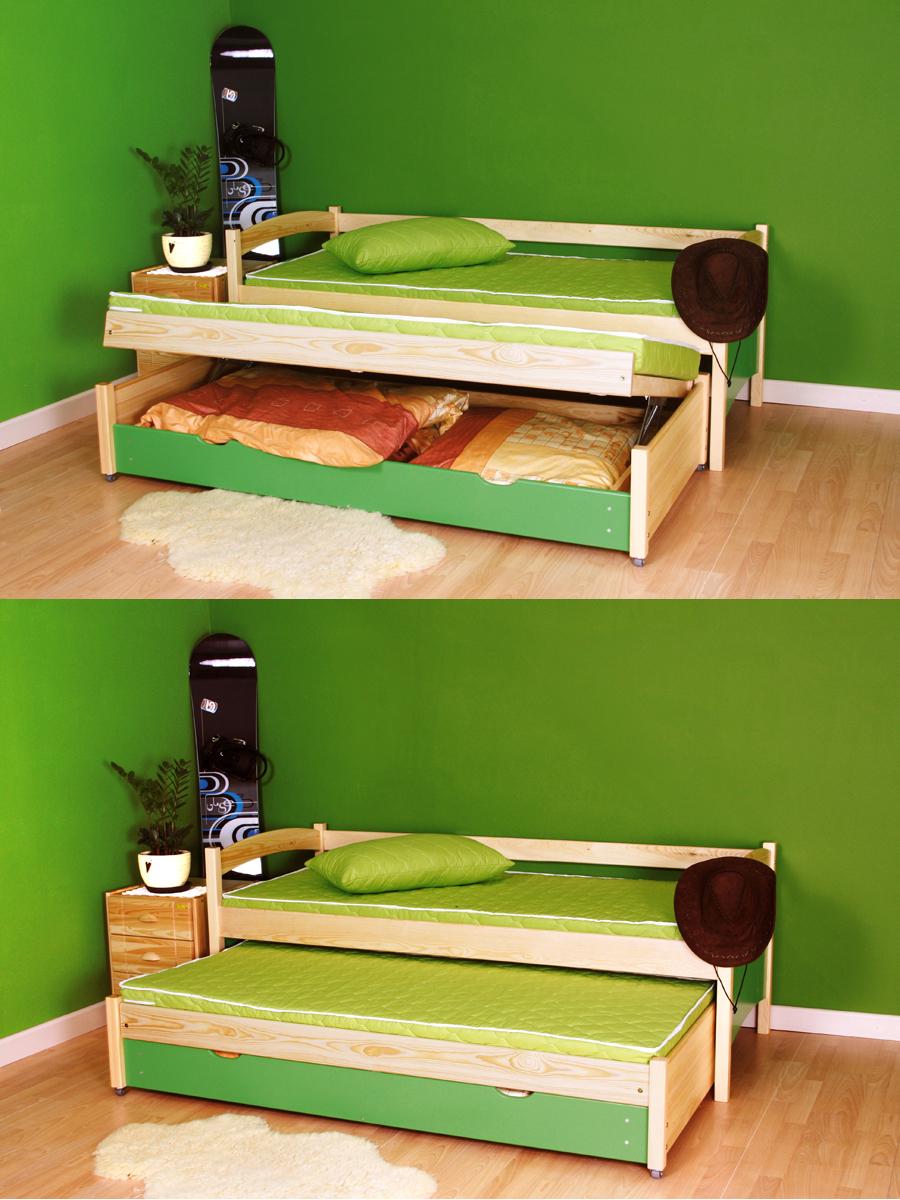 Meble Z Drewna Sosnowego łóżka Materace Regały Zabudowy